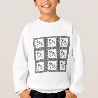 cold blooded lizard yeah sweatshirt