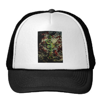 Cold Blooded Trucker Hat