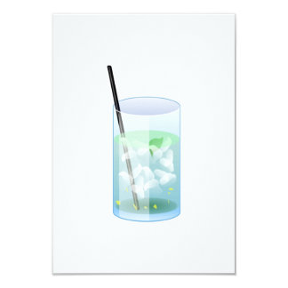 Cold Drink Personalized Announcement