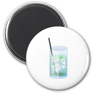 Cold Drink Refrigerator Magnets