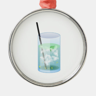 Cold Drink Christmas Ornaments