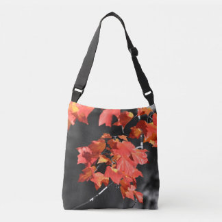 Cold Fall Tote Bag