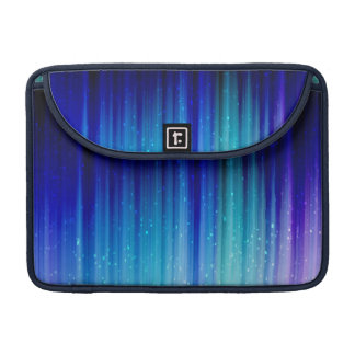Cold Fire Streaks MacBook Pro Sleeve