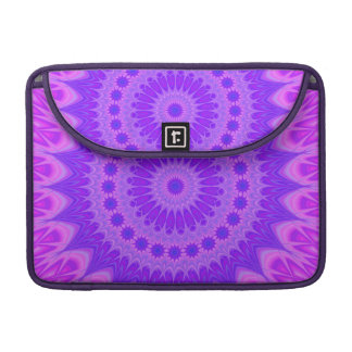 Cold flame mandala sleeve for MacBook pro
