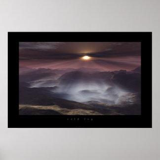 cold fog poster