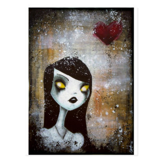 Cold Hearted (2008) post card