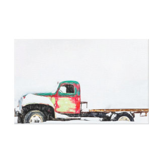Cold Load Pickup Canvas Print