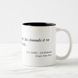 Cold Magics quote mug