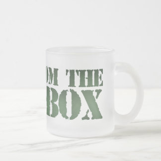 Cold Mug while you write an ode!