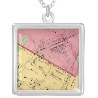 Cold Spring, Nelsonville Silver Plated Necklace