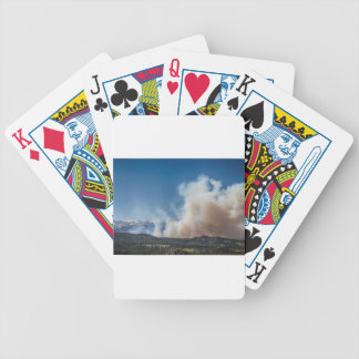 Cold_Springs_Fire_Boulder_County_Colorado Poker Deck