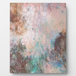 Cold Stone Abstract Plaque