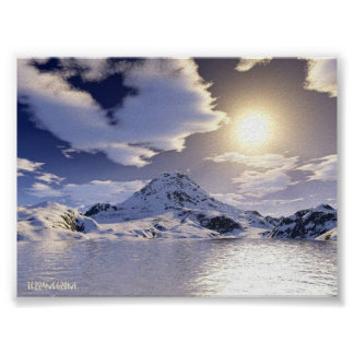 Cold Sun Poster