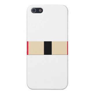 Cold War Commemorative Ribbon - 2 iPhone 5/5S Case