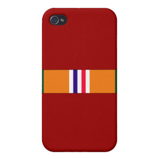 Cold War Commemorative Ribbon Cover For iPhone 4