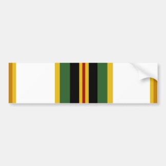 Cold War Victory Ribbon Bumper Sticker