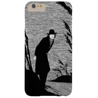 Cold White Face Phone Case