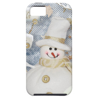 Cold Winter Snowman iPhone 5 Case