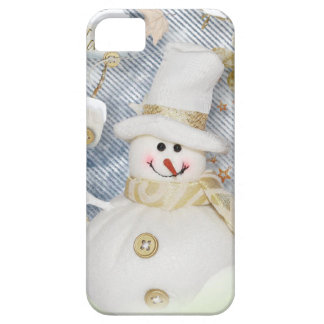 Cold Winter Snowman iPhone 5 Cover