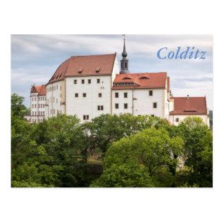 Colditz Castle Postcard