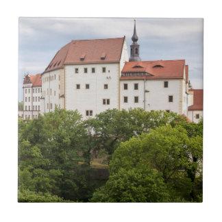 Colditz Castle Tile