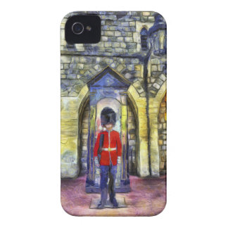 Coldstream Guard Art iPhone 4 Cover