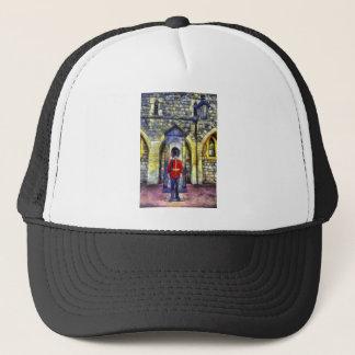 Coldstream Guard Art Trucker Hat