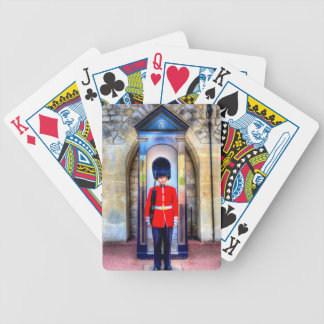 Coldstream Guard Bicycle Playing Cards