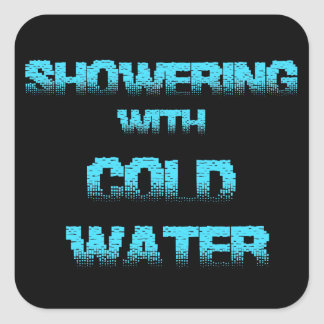 Coldwater Square Sticker