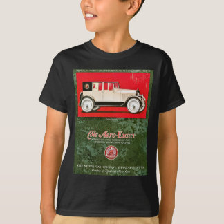 Cole Aero-Eight Vintage Car Ad T-Shirt