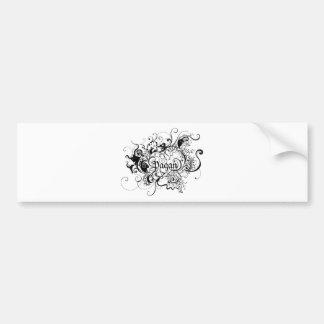 Colecção Pagan - Pagãos Bumper Sticker