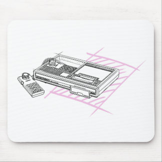 Coleco Vision video game console Mouse Pad