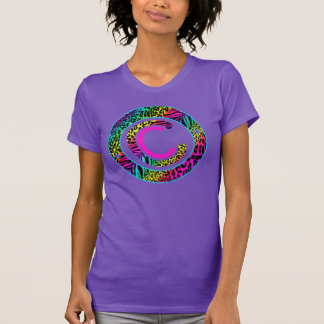 Colecreations Established Tee Colorful Animal