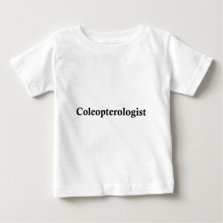 Coleopterologist Baby T-Shirt