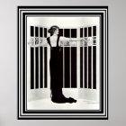 "Coles Phillips Art Deco ""Picture Screen"" 16 x 20 Poster"