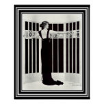 "Coles Phillips Art Deco ""Picture Screen"" 16 x 20 Poster"