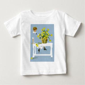 Coles Phillips Fadeaway Chrysanthemums Shirt