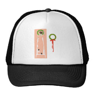 Coles Phillips Fadeaway - Deck The Halls Trucker Hat
