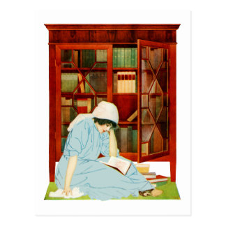Coles Phillips - Lost Horisons Postcard