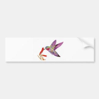 colibri 1 autocollant de voiture