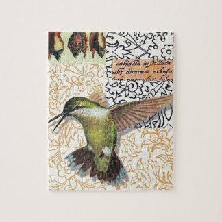 Colibri Jigsaw Puzzle