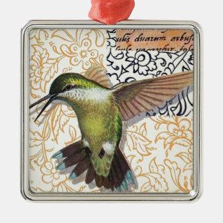 Colibri Metal Ornament