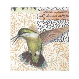 Colibri Notepad