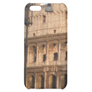 Colisé et réverbère romains étui iPhone 5C