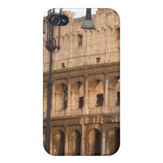 Colisé et réverbère romains coque iPhone 4