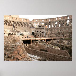Colisé romain affiches