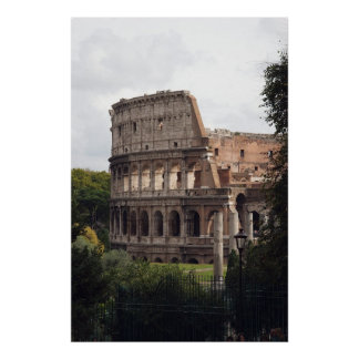 Colisé romain posters