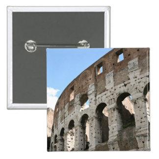 Colisé romain pin's avec agrafe