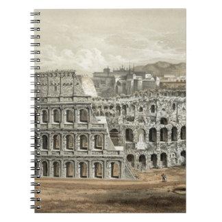 Colisé romain carnet