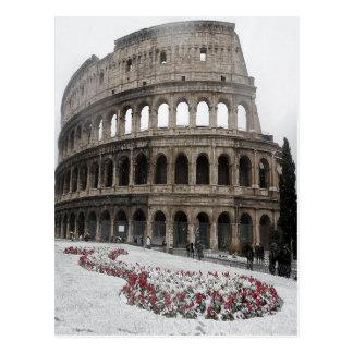 Colisé romain cartes postales